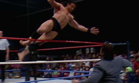 Jimmy Snuka vs. Don Muraco