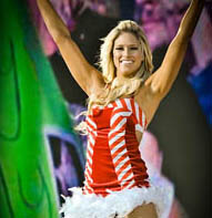 Is Kelly Kelly the hottest Diva?