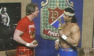 Jimmy Snuka Roddy Piper