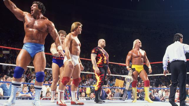 Wwe Flashback Survivor Series 1987