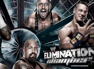WWE Elimination Chamber 2013 Results: Rock Retains, Swagger Wins