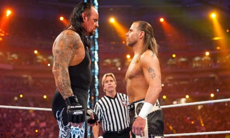 Undertaker vs. Shawn Michaels WrestleMania