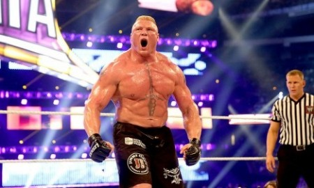 Brock Lesnar WrestleMania 30