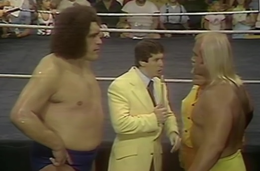 Andre the giant penis