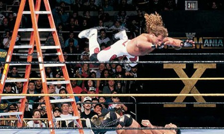 Shawn Michaels Razon Ramon WrestleMania X