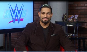 Roman Reigns WrestleMania 31 Interview