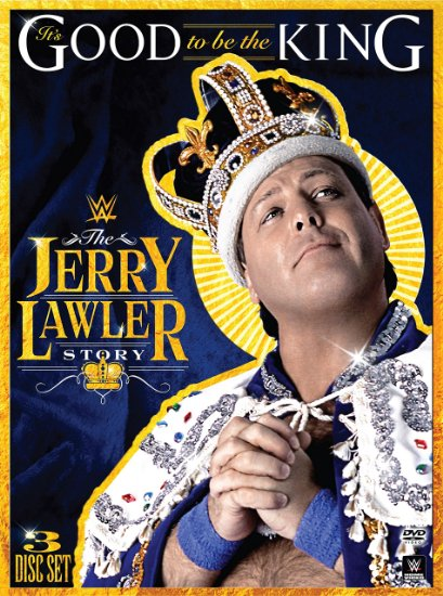 Jerry Lawler Its Good to be the King