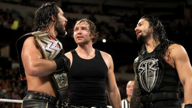 the Shield WWE