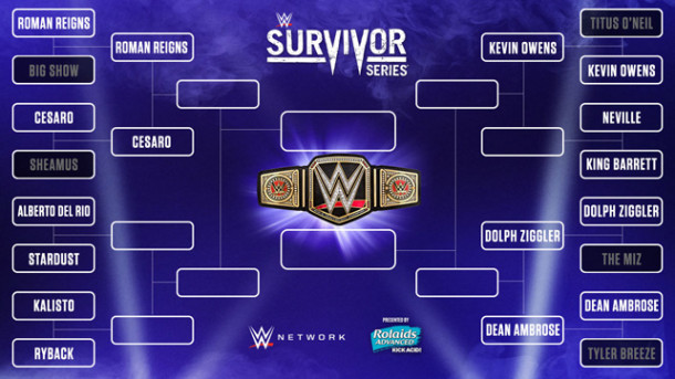WWE World Heavyweight Championship Tournament