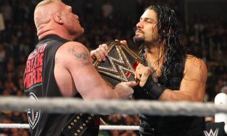 Brock Lesnar vs. Roman Reigns