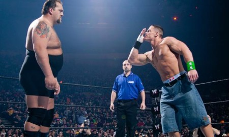 John Cena vs. The Big Show WrestleMania 20