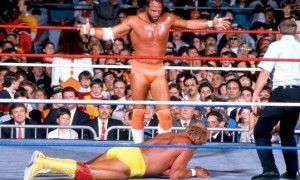 Hulk Hogan vs. Randy Savage WrestleMania