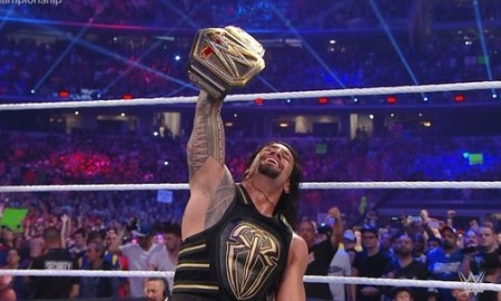 Roman Reigns WrestleMania 32