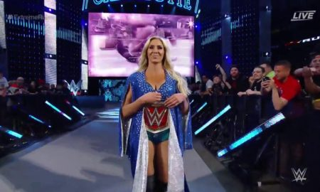 Charlotte at Extreme Rules 2016