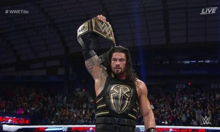 Roman Reigns WWE Payback