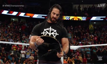 Seth Rollins Extreme Rules 2016