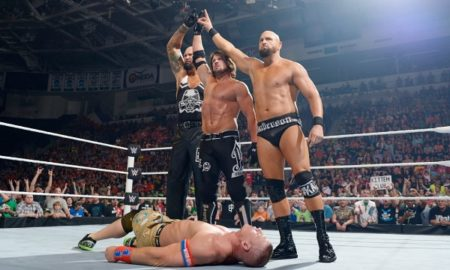 AJ Styles and the Club