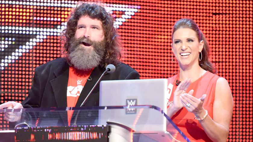 mick foley stephanie mcmhaon