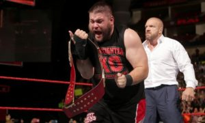 Kevin Owens Universal Champ