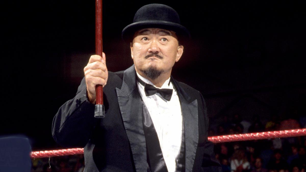 WWE Hall of Famer Mr. Fuji passes away aged 82