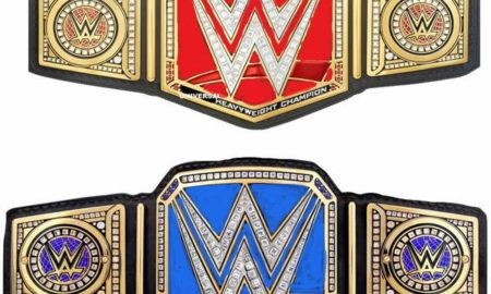 WWE Universal Title Red