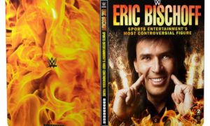 WWE Eric Bischoff Sports Entertainments Most Controversial Figure DVD