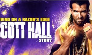 Living on a Razor's Edge: The Scott Hall Story