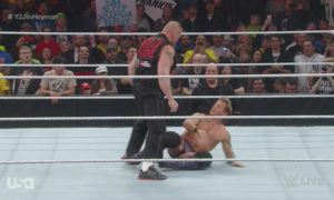 Brock Lesnar Chris Jericho