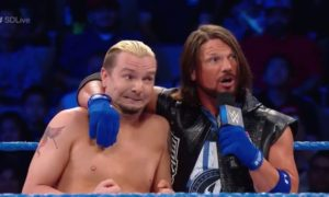 James Ellsworth, AJ Styles