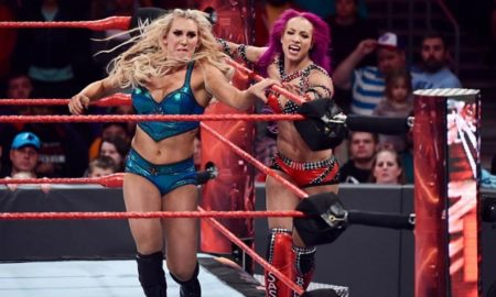 Charlotte vs. Sasha Banks