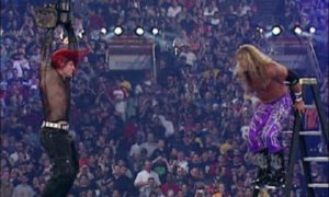 Jeff Hardy, Christian
