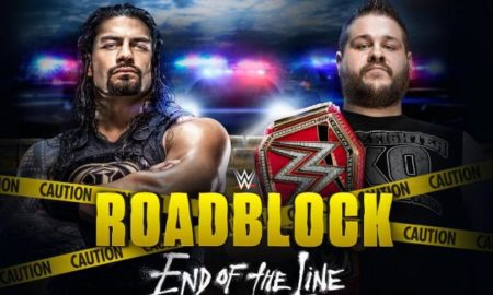 WWE Roadblock 2016