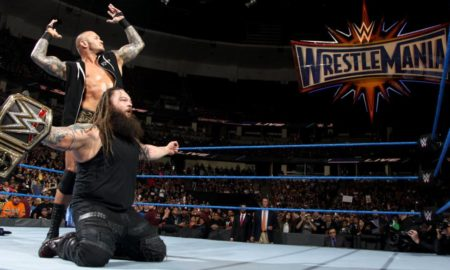 Bray Wyatt and Randy Orton