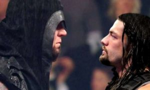 Roman Reigns vs. Undertaker