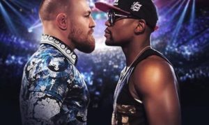 Conor McGregor vs. Floyd Mayweather Jr.