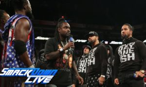 WWE SmackDown Rap Battle