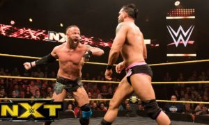 Eric Young vs. Tye Dillinger
