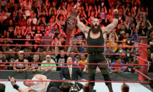 Braun Strownman Brock Lesnar